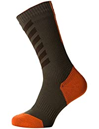 Sealskinz Waterproof MTB Thin Mid with Hydro Stop Socks
