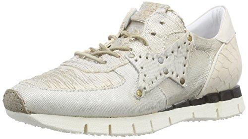 AS98-139125-Damen-Sneakers-Wei-BiancoOttone-39-EU