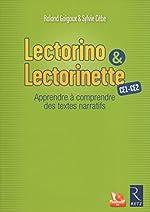 Lectorino & Lectorinette (Fichier + CD-Rom) de Roland Goigoux