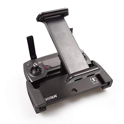 Skyreat Mavic 2 Pro Mavic Mini Aluminium-Legierung faltbar 4-12 Zoll Tablet Ständer Halter Extender für DJI Mavic 2 Pro / Mavic Mini / Mavic Air / Mavic Pro / DJI Spark Fernbedienung