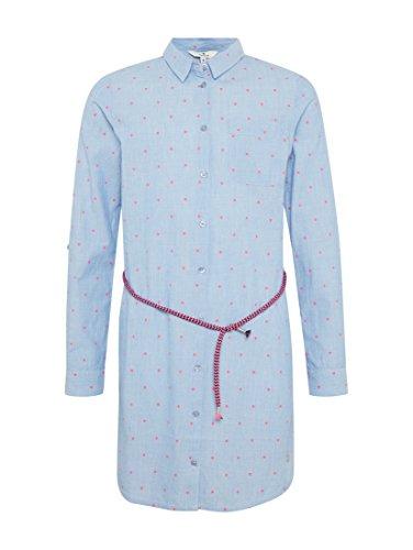 TOM TAILOR für Mädchen Kleider & Jumpsuits gemustertes Blusenkleid original 158