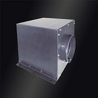 baumann zwischenkammergebl se externer motor f r dunstabzugshaube au engeh use verzinkt 900m. Black Bedroom Furniture Sets. Home Design Ideas