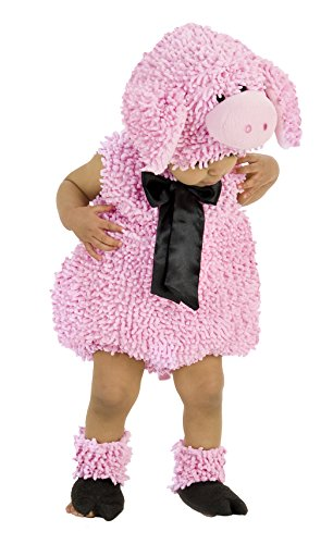 Princess Paradise Squiggly Piggy Costume, X-Small/4, Pink by Princess Paradise