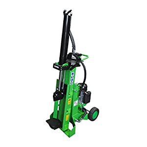Forest SF105 Duo E – Cortador eléctrico para leña (9 toneladas, 220 V)