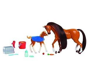 Giochi Preziosi Spirit PRT09 Toy Figure Figura de acción de Juguete Niños - FiFiguras de acción y colleccionables (Figura de acción de Juguete,, Niños, Cabello, Chica, 3 año(s))