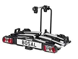 Bosal Compact Premium 3 Bicycle Bike Carrier Rack Rear