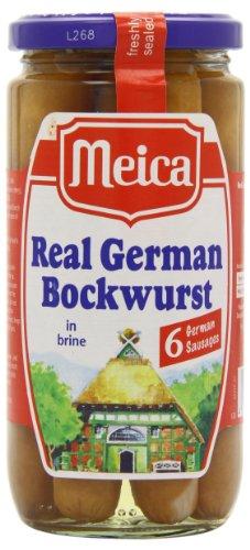 Meica Bockwurst 380g (Pack of 12)