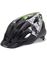 Giro Flume Youth Bike Helm, grün