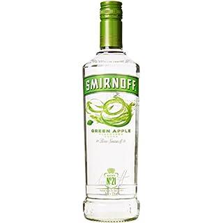 Smirnoff Green Apple Flavoured Vodka, 70cl