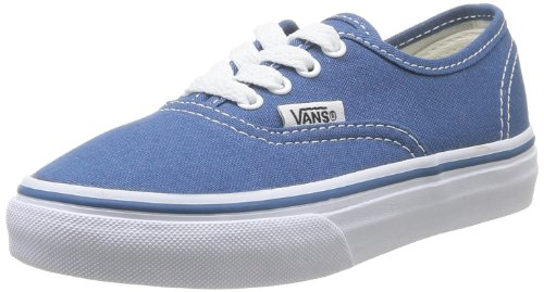 Vans Authentic VJXI4LL Unisex - Kinder Lauflernschuhe, Blau (Blau/Navy), 28 EU / 11 UK