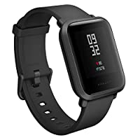 Xiaomi Amazfit Bip Smartwatch Youth Edition - Onyx Black (Obsidian Black)