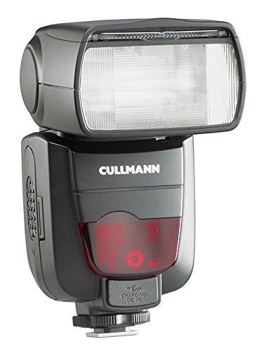 Cullmann 61330 CUlight FR 60S Systemblitz inkl. Funksteuerung für Sony (Leitzahl 60) schwarz