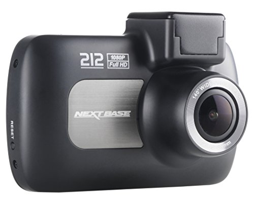 Nextbase 212 Lite 1080p Full HD DVR Dashboard Digital Driving Video Recorder In Car Dash Camera