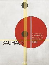 Bauhaus 2015: Kunst Gallery Kalender