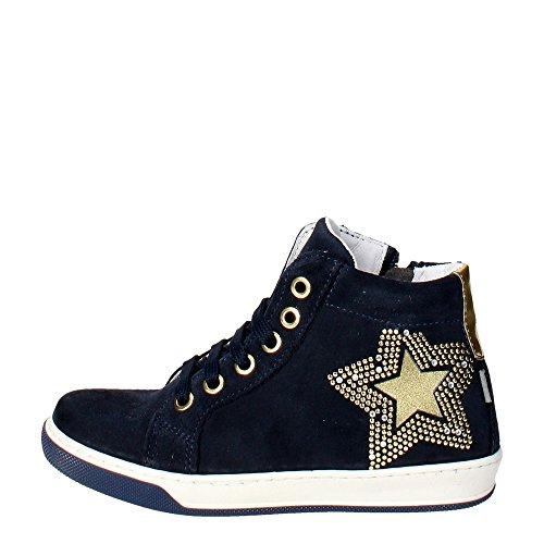 Melania ME2552D51.A Sneakers Bambina Camoscio BLU BLU 29