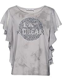 MONARI Damen Pullover Allover-Linksstrick - 403357 · EUR 39,95 · MONARI  Schluse LA Dream  Web- Jersey-Ware  Gletscher d8bb1cd359