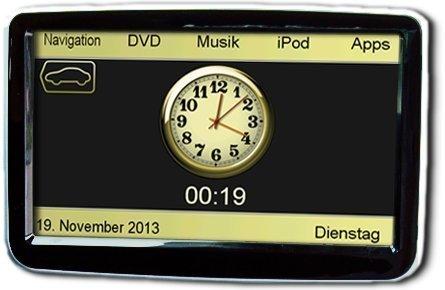 EASINAV Drive MB 4.5 Navigationssystem für Mercedes-Benz A- / B-Klasse