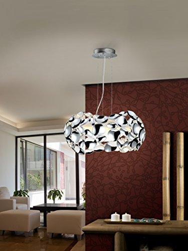 SCHULLER - Lámparas Modernas - Narisa Cromo Pequeña