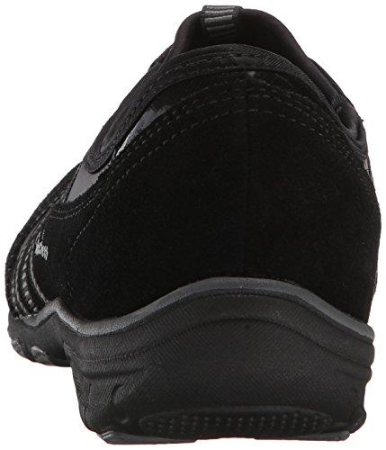 Skechers Conversations, Baskets Basses Femme Noir - Noir (BKCC)