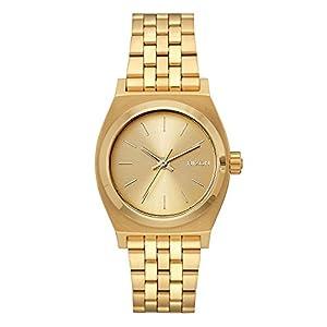 Nixon Medium Time Teller - All Gold Armbanduhren goldfarben