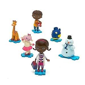 Ensemble de figurines Docteur La Peluche Disney