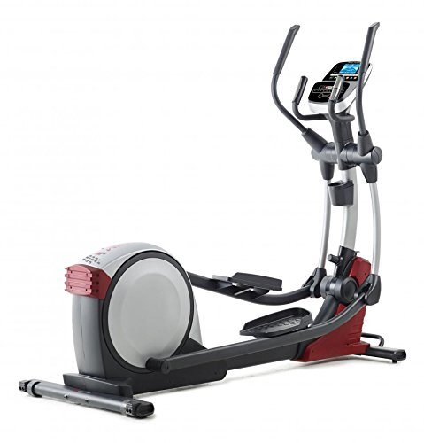ProForm 900ZLE Cross Trainer - Red/Black/Silver