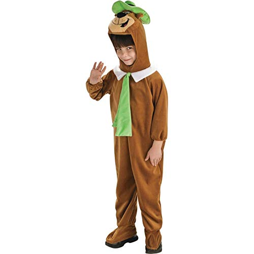 Yogi Bear Delue Costume Child Toddler 2T-4T (Yogi Bear Kostüm)