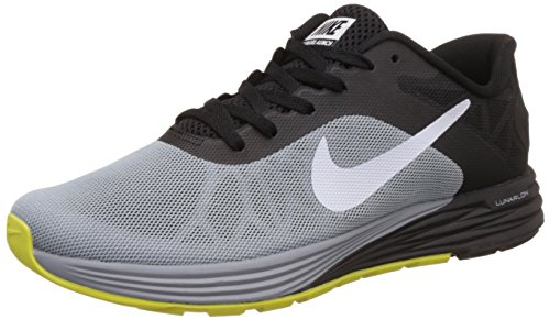 Nike Men's Lunarglide 6 Blue Running Shoes - 8.5 UK/India (43 EU)(9.5 US)(654433-004)  available at amazon for Rs.5997