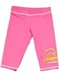 Surfit Girl's Plain - Pantalones para niña, tamaño 10 - 11, color rosa