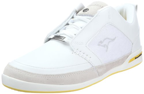 KangaROOS Patrick 71773/070, Baskets mode homme TR-B2-Blanc-18