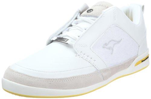 KangaROOS Patrick 71773/070 Herren Sneaker Weiss (wht/neonyellow)