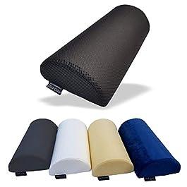 Medipaq – Cuscino Memory Foam Originale Mezzaluna – Usalo Come Cuscino Cervicale, Cuscino Lom-bare, per Ginocchia, Gambe…