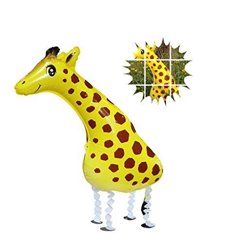 endbare Giraffe luftballons,Für die Hochzeit, Party Feier Dekoration (Giraffe Luftballons)