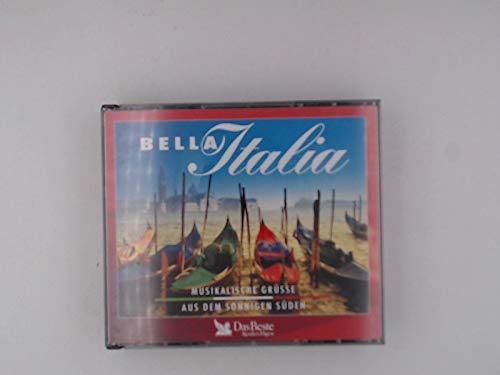 4-CD-Box - Lass uns träumen vom Lago Maggiore - Musikalische Grüße aus Bella Italia -