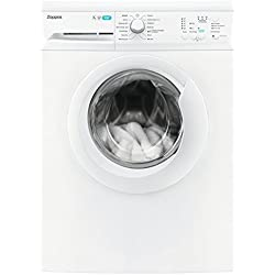 Zoppas PWH 71240A freestanding Front-load 7kg 1200RPM A+++ White washing machine - washing machines (Freestanding, Front-load, White, Left, Stainless steel, Buttons, Rotary)