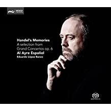 HANDEL'S MEMORIES - A SELECTION FROM GRAND CONCERT