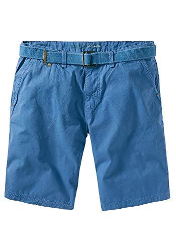 574ed3037166 Eddie Bauer Hombre Bermudas en Azul - Azul, 3XL