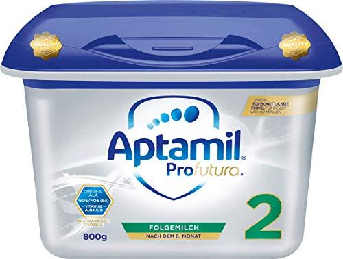 Preisvergleich Produktbild Aptamil Profutura 2 Folgemilch nach dem 6. Monat,  1er Pack (1 x 800 g)
