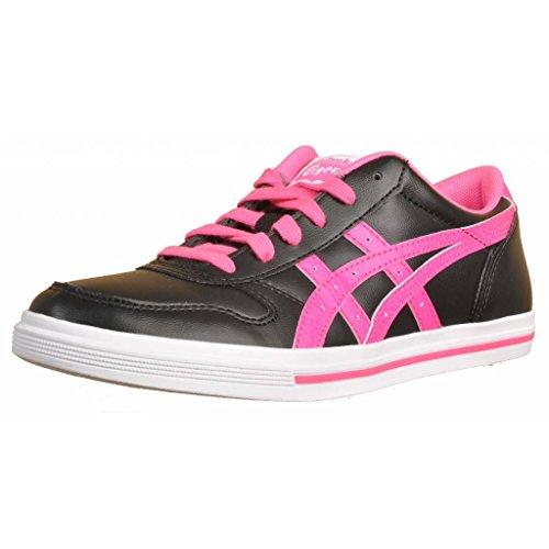 ASICS - AARON GS - C4D1J - Chaussures - Garçon Multicolore - Noir/rose