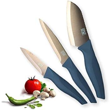 Taylors Eye Witness Rose Gold 3 Piece Kitchen Knife Set