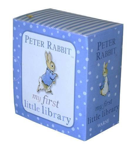 By Beatrix Potter - Peter Rabbit My First Little Library (PR Baby books)