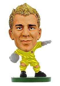 SoccerStarz-soc1175-Joe Hart-West Ham United Home Kit (Classic)/Cifras