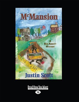 [(Mcmansion (Ben Abbott Novels (Paperback)))] [By (author) Justin Scott] published on (January, 2013)