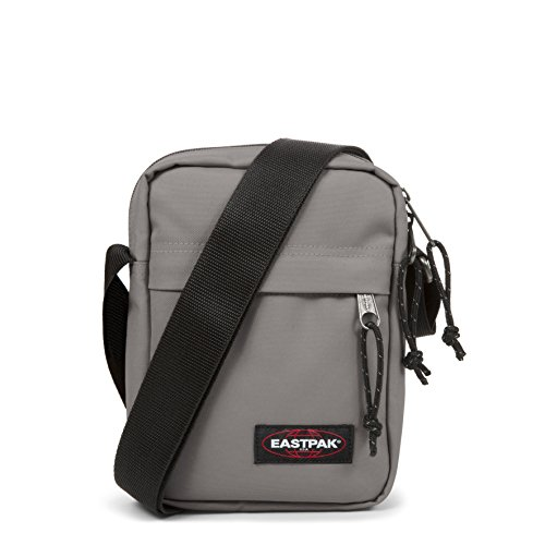 Eastpak THE ONE Borsa Messenger, 21 cm, 2.5 liters, Grigio (Concrete Grey)