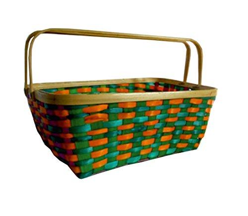 JGC Bamboo Basket-Rectangular