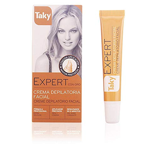Taky Expert Oro Crema Depilatoria Facial - 20 ml