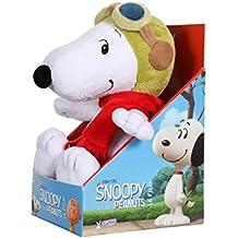Gipsy 70559–Peluche de Snoopy aviador de Carlitos y Snoopy: La película de Peanuts (23cm)