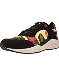 Calzado deportivo para mujer, color Negro , marca GEOX, modelo Calzado Deportivo Para Mujer GEOX D OMAYA C Negro