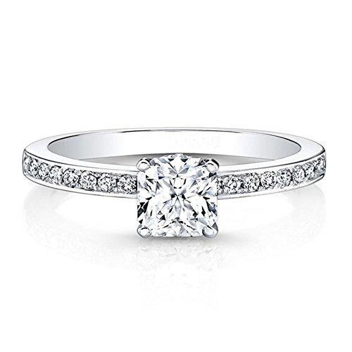 Forever Carat  -  Gold 14 Karat (585)  14 Karat (585) Weißgold     Diamant