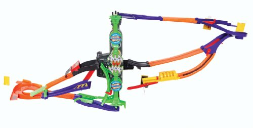 Hot Wheels Rastreadores de pared Roto-Arm Revolution